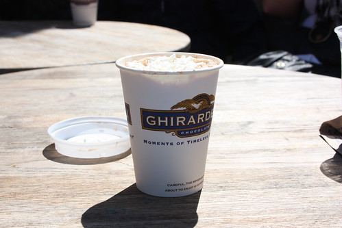 Ghiradelli Hot Chocolate