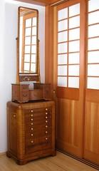 Portner Jewelry Cabinet