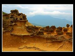 Yehliu Geopark, Wanli (Taiwan) (∃Scape) Tags: rock flickr taiwan formation andromeda estrellas yehliu geopark platinumheartaward quarzoespecial platinumpeaceaward