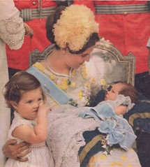 Christening of Crown Prince Pavlos of Greece 29th June 1967 (royalist_today) Tags: birthday paul greek king kingdom prince athens queen baptism constantine greece monarch annemarie rey 1967 re crownprince griechenland reine heir royalty monarchy throne constantinos sovereign royalfamily pavlos königin koningin koning hellenes basileos forconstitutionalmonarchy φρειδερίκη βασίλισσα βασιλεωσ