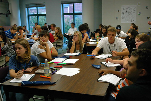 classroom by Lead Beyond, on Flickr