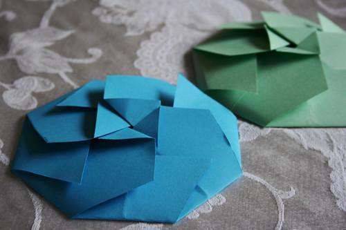 erin kate archer origami cd cases