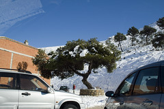 IMG_8108 (Miguel Angel Mora (GSi_PoweR)) Tags: espaa snow andaluca carretera nieve nevada sunday bosque granada costadelsol domingo maroma mlaga mountainroad meteorologa axarqua puertomontaa zafarraya sierraalmijara caosalcaiceria