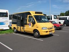 TCRM minibus 0463 Woippy (F) (Arthur-A) Tags: france bus buses citroën frankrijk autobus metz minibus bussen tcrm