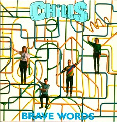 The Chills -  Brave Words Front Cover by Chillblue