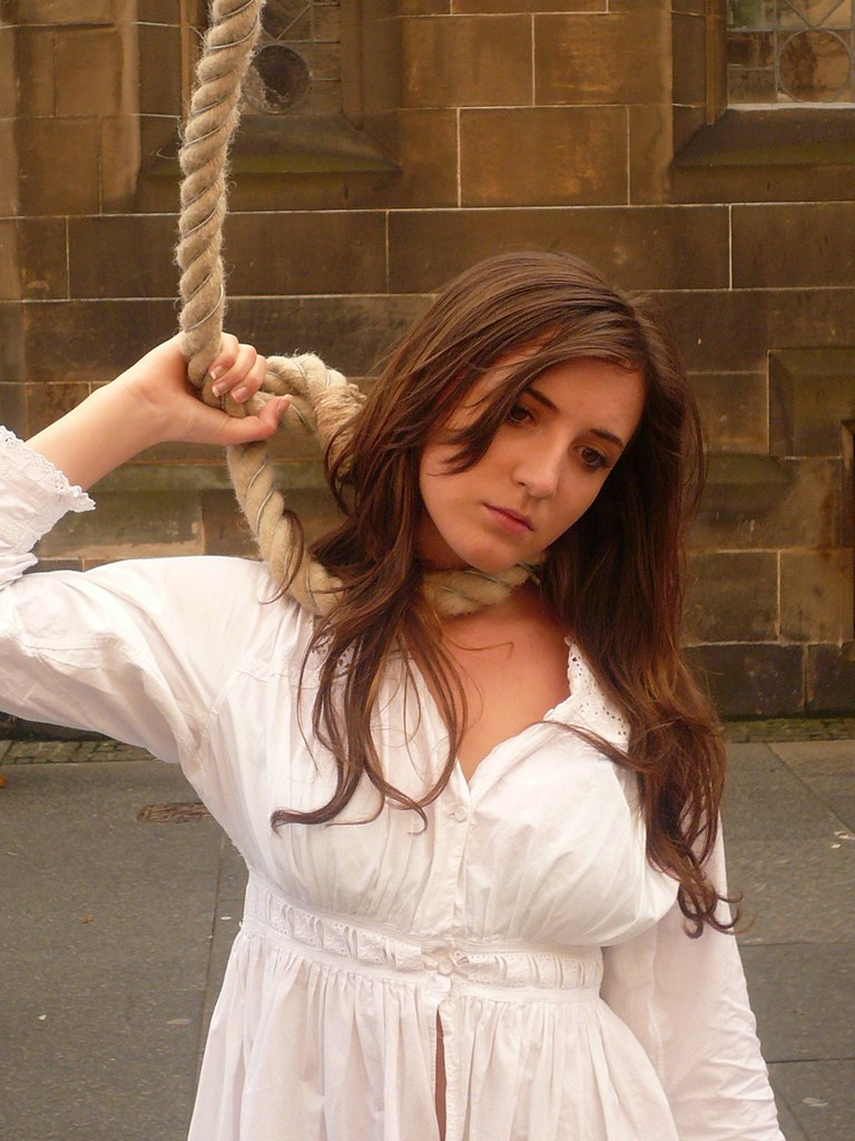 Apologise, but, photos of women hanging by their neck consider, that
