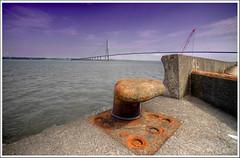 Puente de Normanda (miguelangelortega) Tags: paisajes ro puente nikon viajes francia sena ltytr1