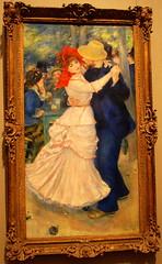 Renoir, Dance at Bougival, 1883, Museum of Fine Arts, Boston (Ray .) Tags: boston massachusetts impressionism museumoffinearts renoir pierreaugusterenoir 1883 impressionists danceatbougival frenchimpressionism