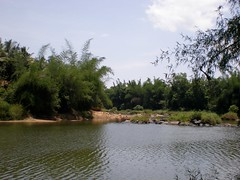 Chauvery River in Coorg