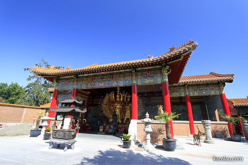 Chinese Temple by you.