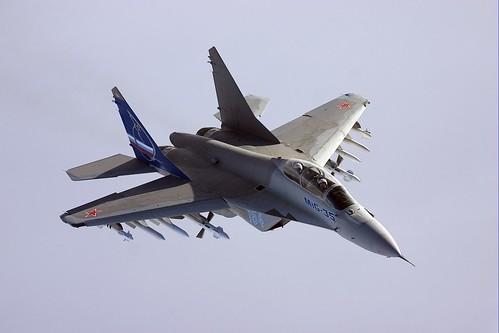 フリー画像| 航空機/飛行機| 軍用機| 戦闘機| MiG-35 ミグ35|       フリー素材|