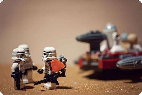 Balakov 拍攝的 Tatooine Droid Patrol。