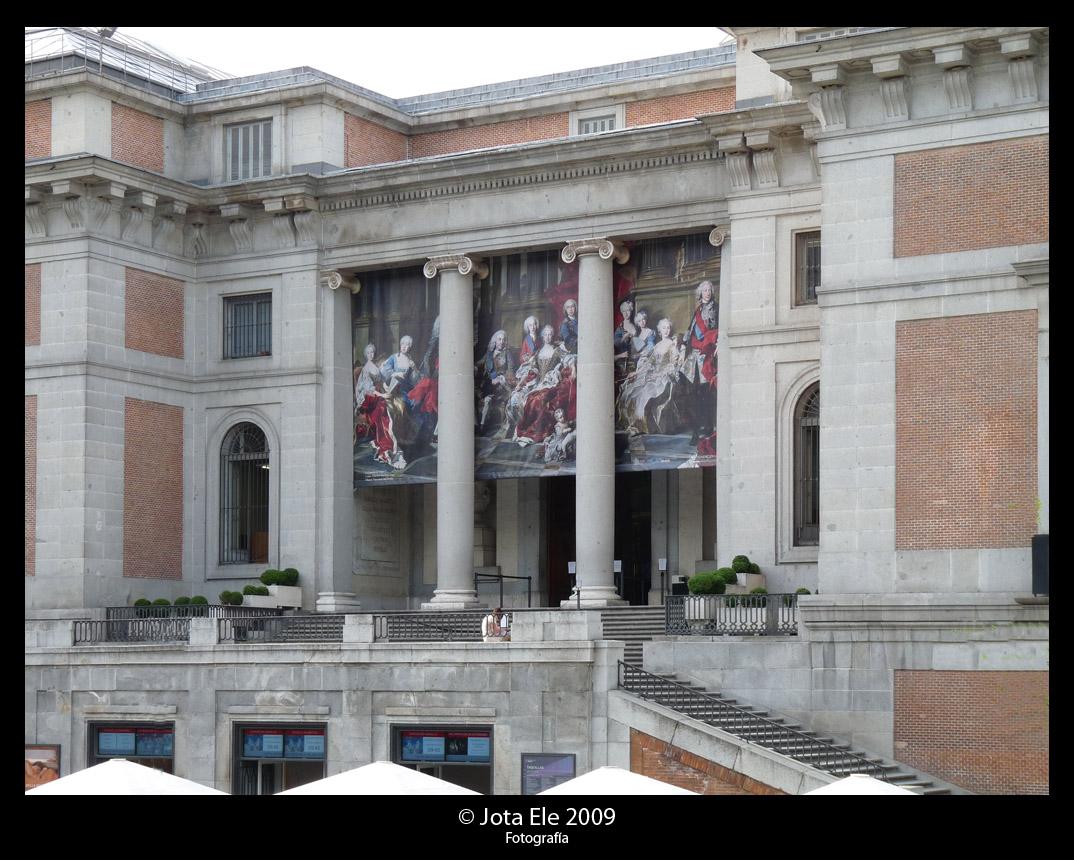 Museo del Prado (Fachada Norte II)