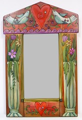 Sticks � Peak Top Mirror - MIR-001 - Love Birds