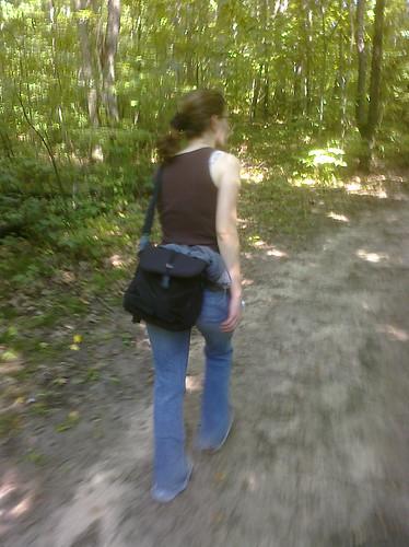 Jennifer Walking