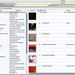iTunes 9 Genius with Column Browser