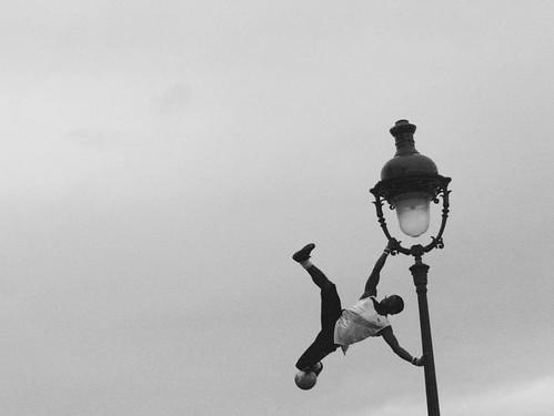 Magic at Montmartre