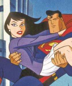 Animated Lois Lane