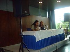 Lydie Salvayre und Verena Mayr