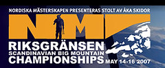 SCANDINAVIAN BIG MOUNTAIN CHAMPIONSHIP 2007