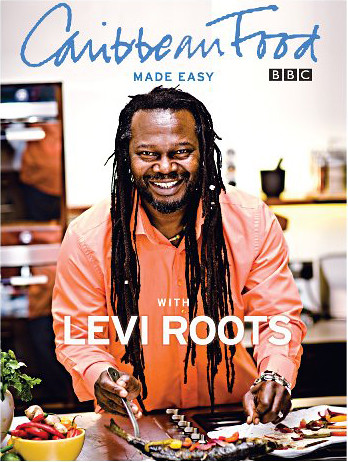 :: Winner of the Levi Roots Cookbook!