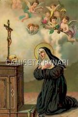 santo catolico santa rita cassia e anjos