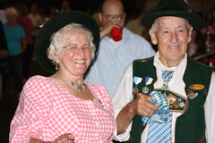 Icons of German Beer Night (jayinvienna) Tags: dulles oktoberfest lederhosen dullesairport dirndl bundeswehr luftwaffe bundesmarine germanbeernight bundeswehrkommando germanarmedforcescommand