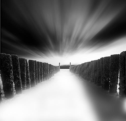 Straight To The Horizon :: Vertorama