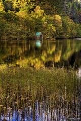 The Boathouse (Shuggie!!) Tags: reflection water landscape scotland loch trossachs hdr ard aberfoyle yourwonderland magicunicornverybest