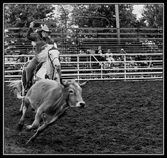 Rodeo 28 (Silver Image (1 Million views - Thank You!)) Tags: bw rodeo ashland xxxxxx columbiamissouri notyours challengeyouwinner cywinner flickrchallengegroup flickrchallengewinner silverimage johnhagar ashlandrodeo c20062009