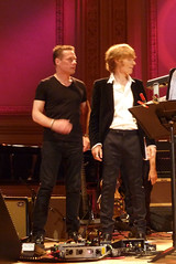 Larry Mullen, Jim Thirlwell (Foetus)