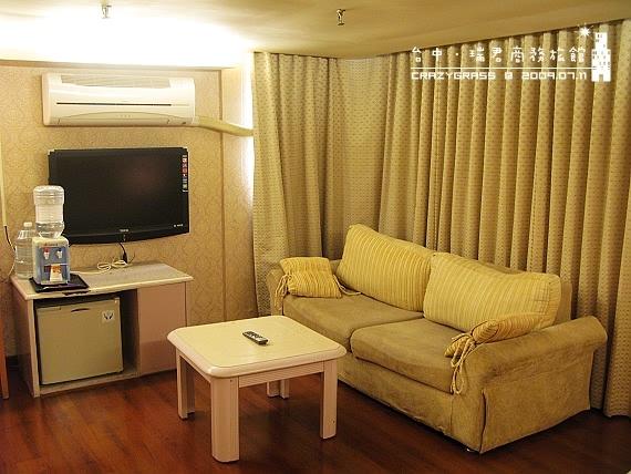 [ 台中] 價位中等也算舒適的瑞君商務旅館@ :: 葛瑞斯。台灣誌 ...