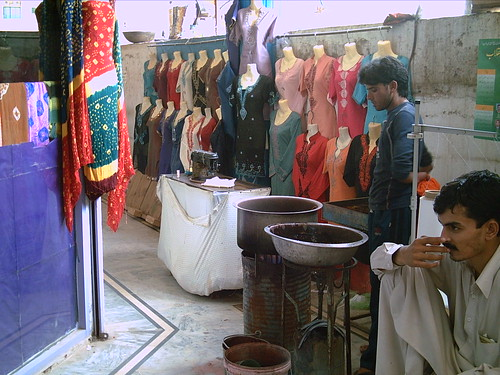 Paramount Dry Cleaners Steam Press and Dyers, G-11 Markaz,