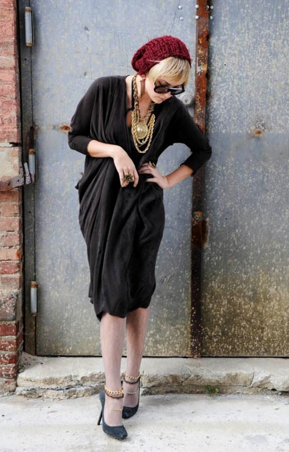 TheGlamourai DIY Lanvin shoe jewelry 1