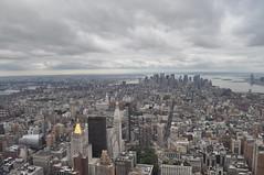 NewYork2009 (110) (JustinMHawks) Tags: new city newyorkcity empirestatebuilding newyorkpanorama
