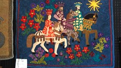 Salt Spring Fall Fair Needlepoint Entry