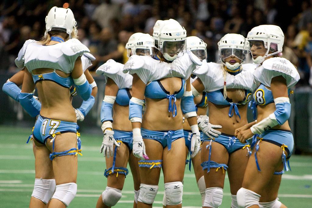 world lingerie football league schedule 2010