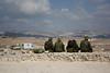Israelische Soldaten am Herodion (Palästina)