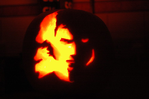 My Jacob Pumpkin