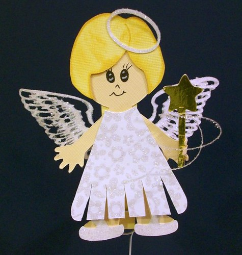 Angel Paper Doll