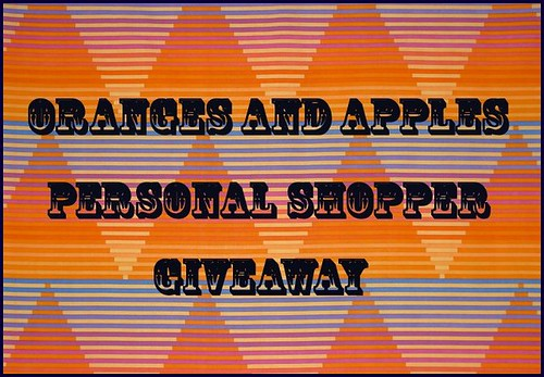 personal shopper giveaway