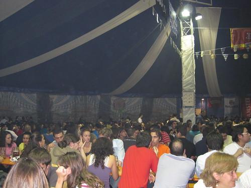 foto del oktoberfest madrid 2010