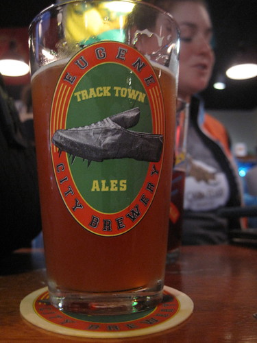 Rogue Eugene City Brewing Track Town