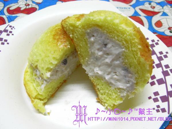 藍莓雪菓子