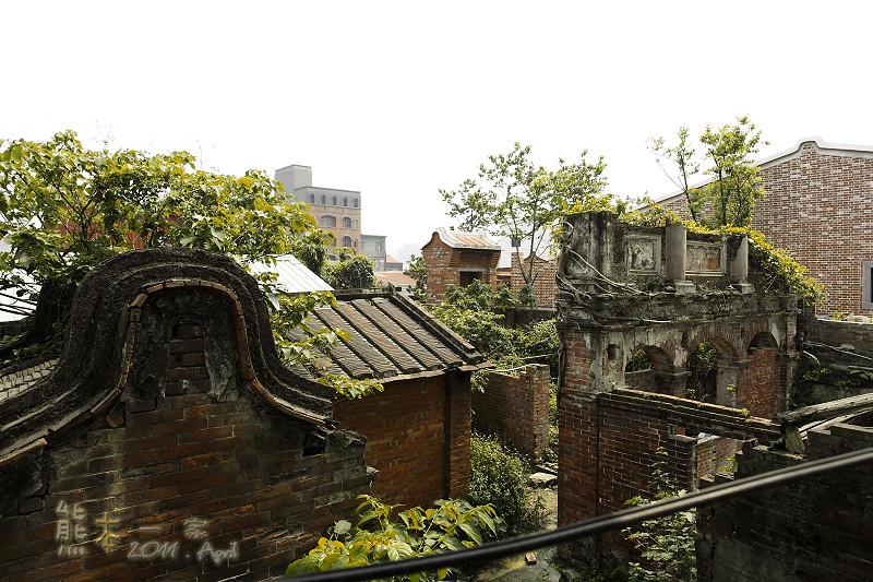 挹翠樓|三峽老街古蹟秘境