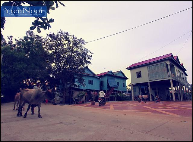 cherang chemereh village