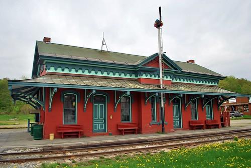 Chester Depot Station