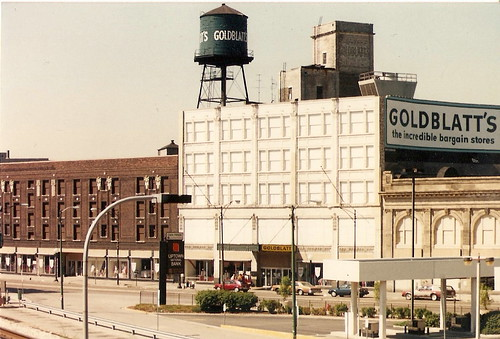 Plymouth Hotel/Goldblatt's by Jonie Snake
