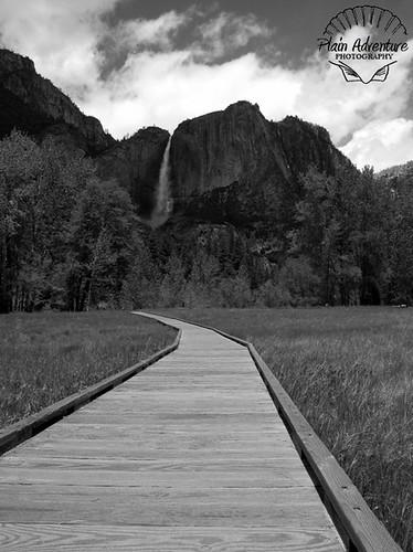 Yosemite Boardwalk