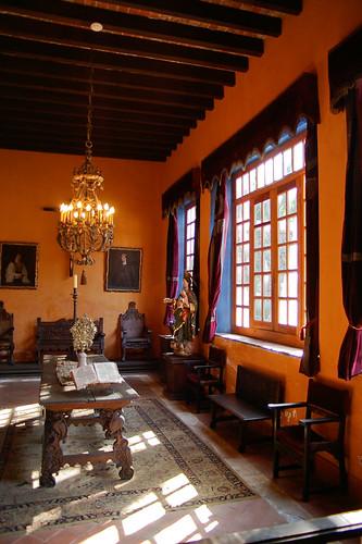 casa paulina mexican hacienda interior design los